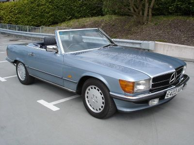 300SL from 1987