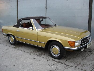 350SL from 1973