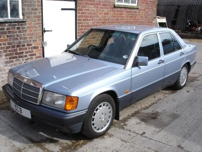 190E 2.0 from 1992