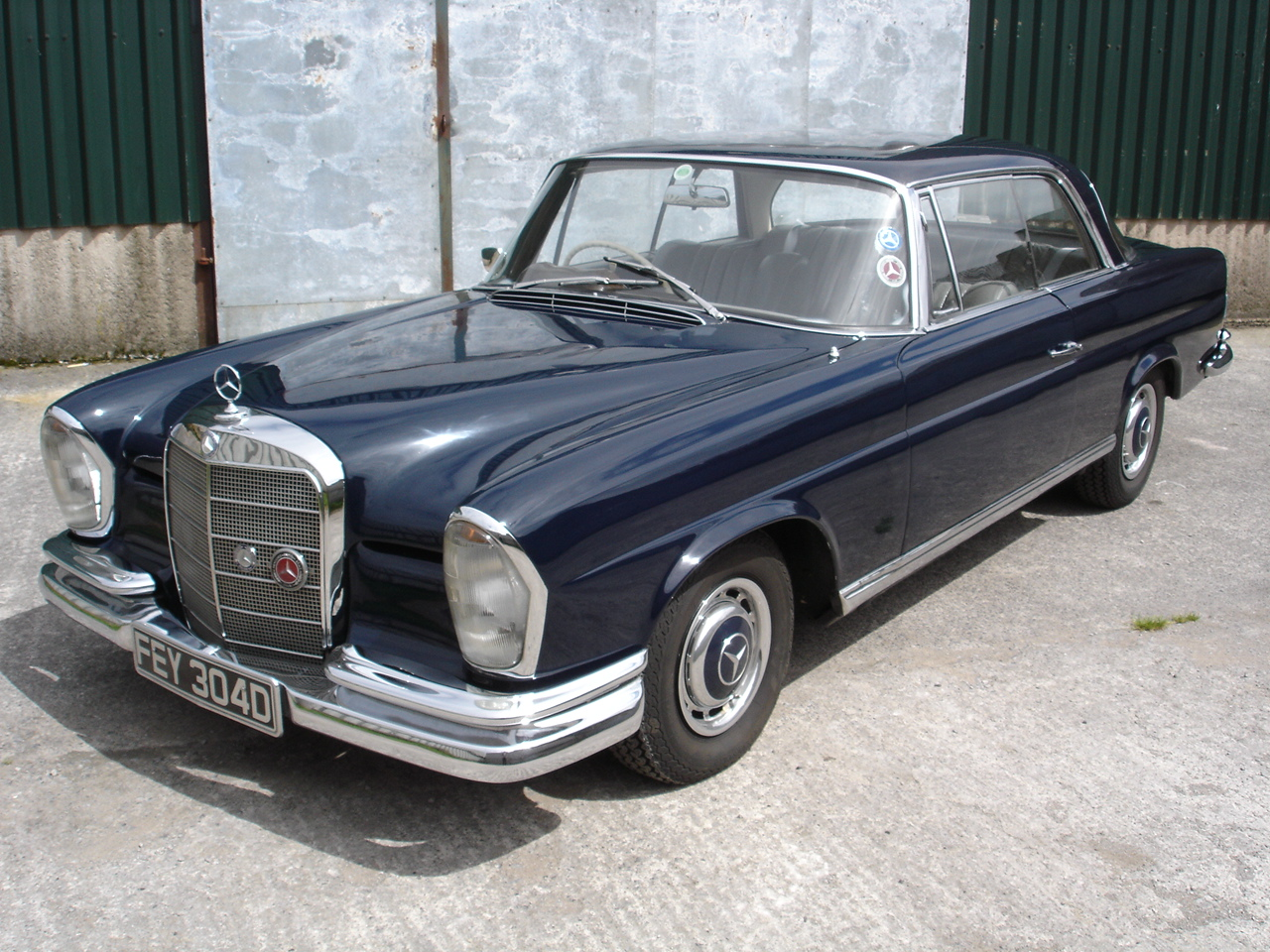 220seb Coupe 22 Litre 6 Cyl 1966d Cheshire Classic Benz Mercedes 230ce Fuel Filter This Is One Of The Most Desired Models 1960s Beloved Film Stars And Very Wealthy When New A Lasting Style Icon Which Shows