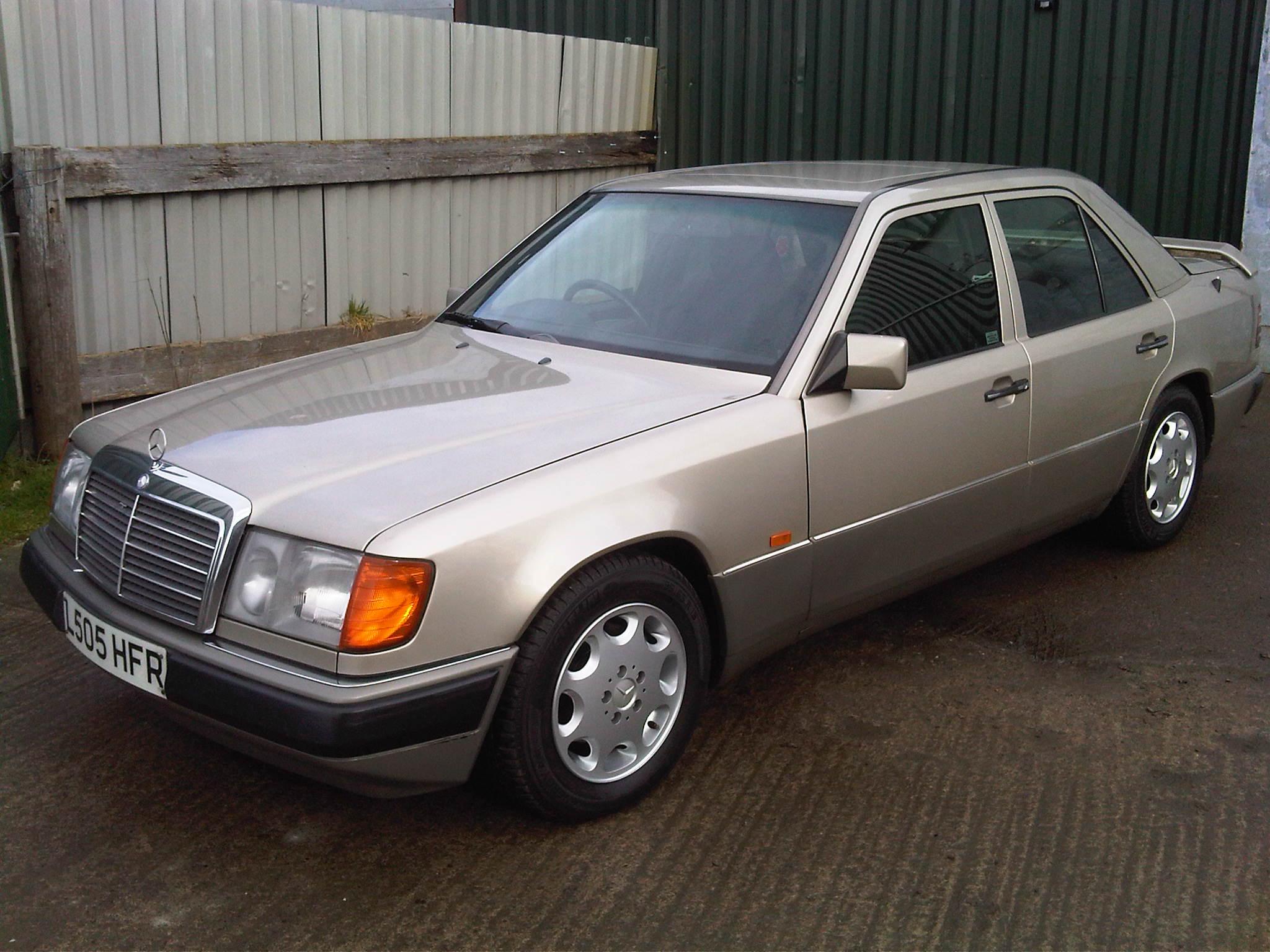 100 Mercedes Benz Classic Mercedes W107 2 Jpg 1 229